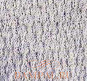 рисунок вязания